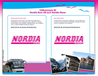 Nordia Buss och resor